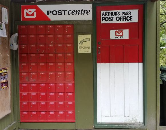 Arthur's Pass Post Office