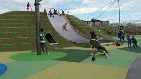 Christchurch playground