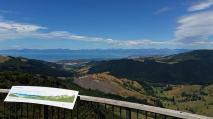 Hawkes lookout near Abel Tasman