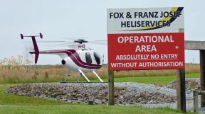 Fox & Franz Heliservices Franz Josef Glacier heliport
