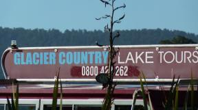 Glacier Country Lake Tours by boat