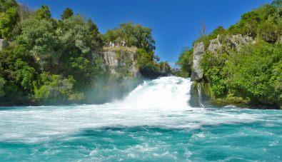 Huka Falls - Lake Taupo