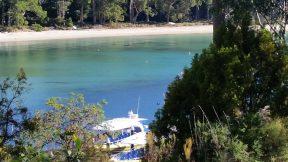 Tasman Island's Port Arthur's bay
