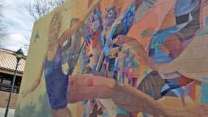 Top Flagstaff Arizona Attractions - Public Art Mural in Flagstaff