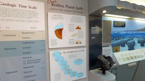 Flagstaff Arizona Attractions - Geology & Paleontology at Museum of Northern Arizona
