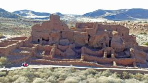 Top Flagstaff Arizona Attractions Wupatki pueblo at Wupatki National Monument in north-central Arizona