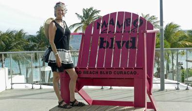 Curacao Mambo Beach chair