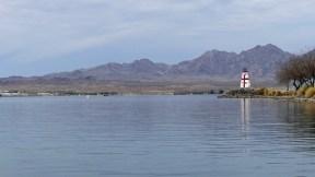 Lake Havasu - East Quoddy Lighthouse replica