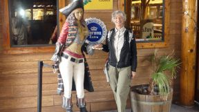 Pirates Cove Resort first mates, on Lake Havasu