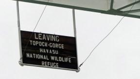 Northern Lake Havasu includes beautiful Topock Gorge and a National Wildlife Refuge