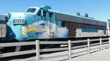 Verde Canyon Railroad locomotive