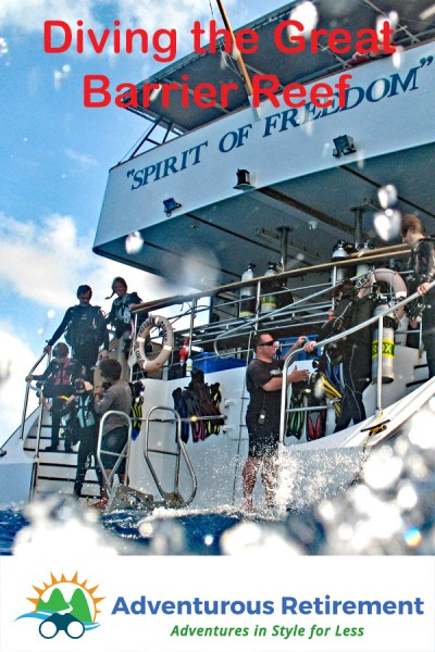Great Barrier Reef Diving Live-aboard