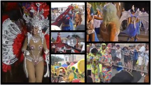 Carnival In Curacao
