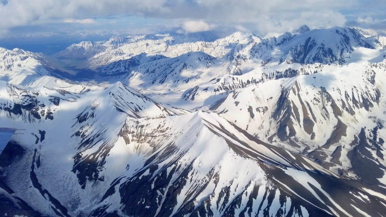 Best way to see Denali National Park and Alaska Range