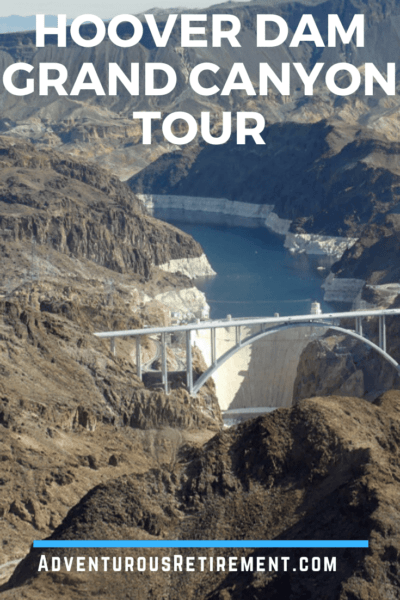 Helicopter tour of the Hoover Dam, Lake Mead and the Western Grand Canyon - Hualapai Reservation