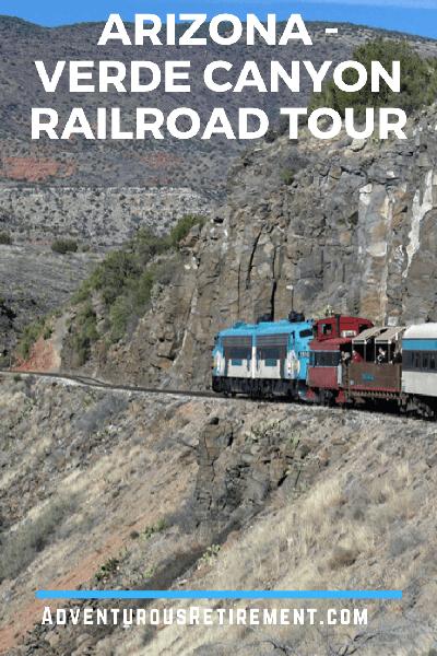 Verde Canyon Railroad tour