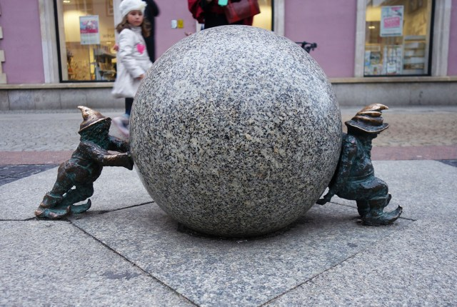 Wroclaw's Dwarfs