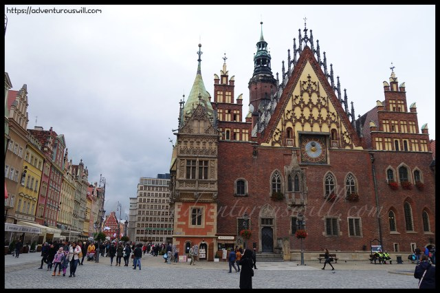 Wroclaw Gothic Town Hall