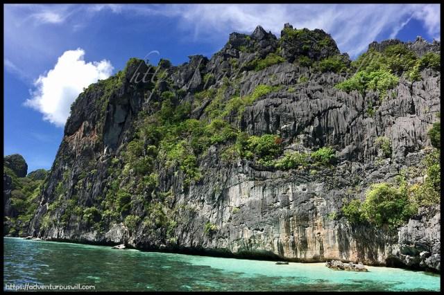 Limestone cliffs of El Nido