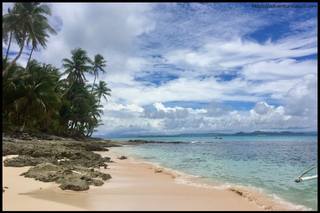 Siargao Island-hopping: Daku Island