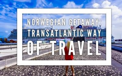 Norwegian Getaway: The Transatlantic Way of Travel