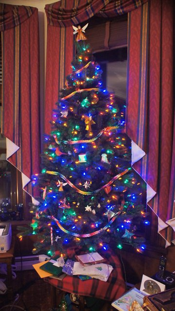 Poll: when do you take your Christmas decorations down?
