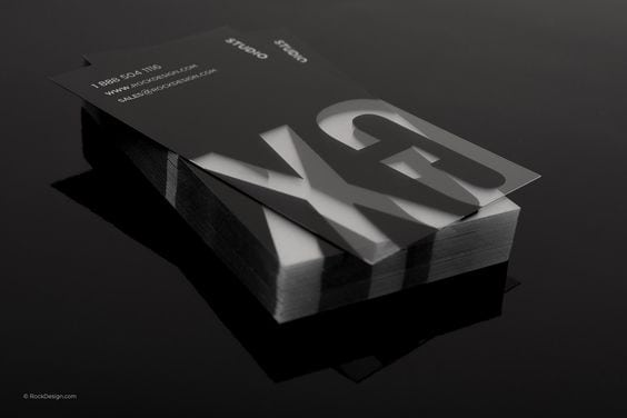 40 plastic business cards and why you need them plastic business cards inspiration design 37 colourmoves