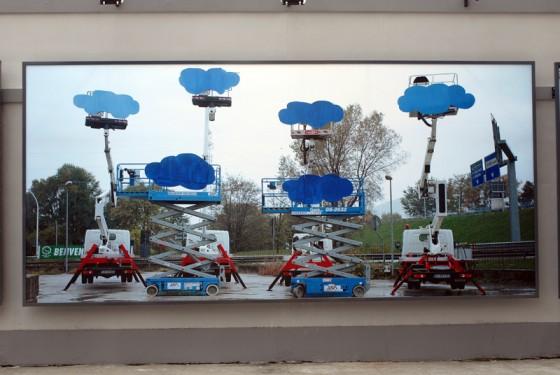 This Modern World - An 'Art as Billboard' Project  - 5