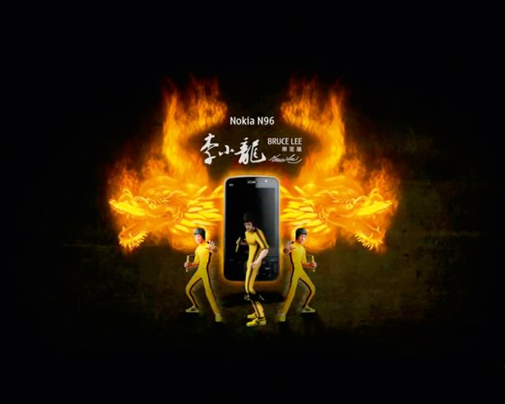 Nokia - Bruce Lee Power Campaign - 4