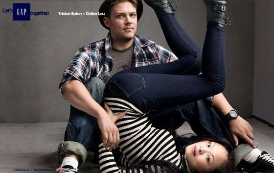 GAP China - Tristan Eaton and Ceilen Lau