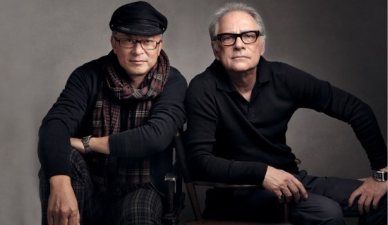 GAP China - Johnny To and Barry Levinson