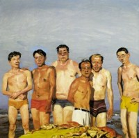 Liu Xiaodong 'Eating'