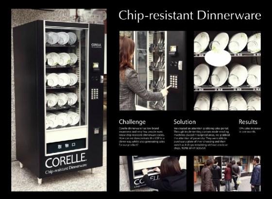 World Kitchen - Vending Machine