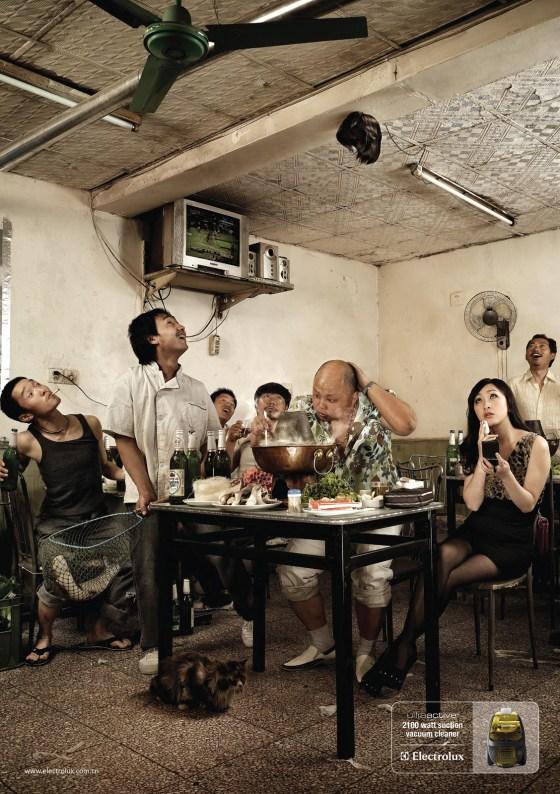 Electolux - The Restaurant