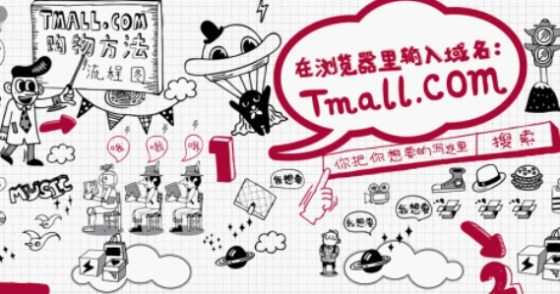 Taobao Mall Promotes Tmall.com