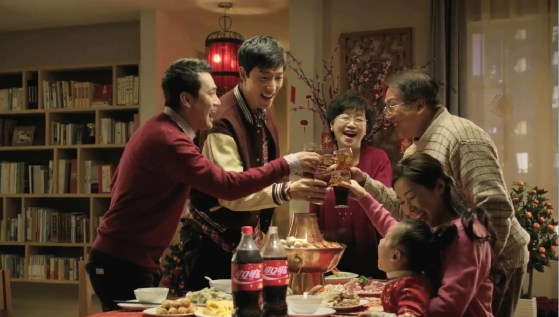 Liu Xiang & Coca-Cola Welcome Chinese New Year 2012