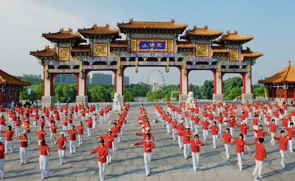 Regimented Confucian Society?