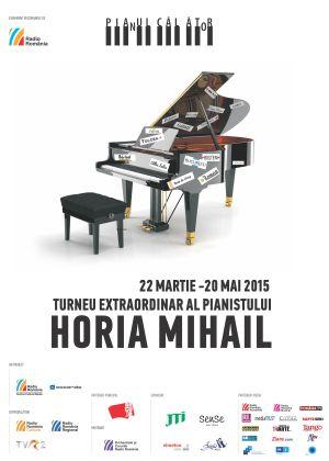 Horia Mihail şi Pianul Călător 2015