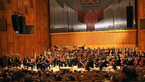 Orchestra Naţională Radio foto Virgil Oprina