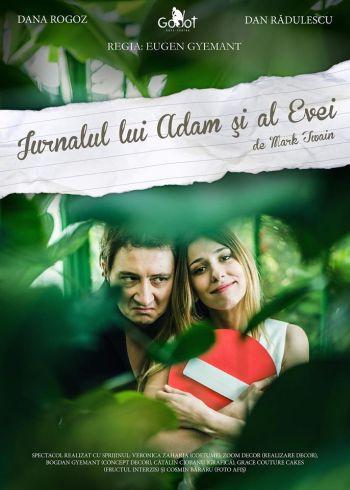Teatru | Jurnalul lui Adam şi al Evei