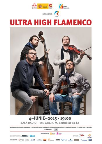 Ultra High Flamenco la Sala Radio
