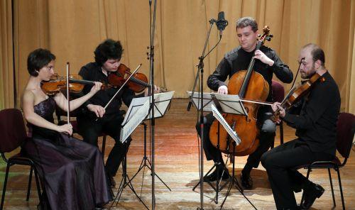 Cvartetul ARCADIA Foto_Virgil Oprina