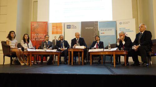 "Investitori institutionali s-au intalnit cu companii importante din Romania in cadrul ""Romania Investors Days"""