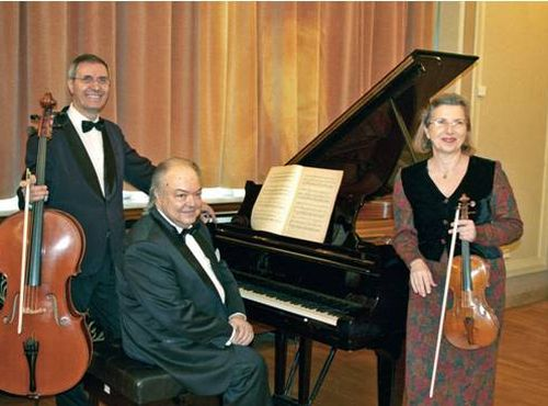 #Concert   Trio Pro Arte
