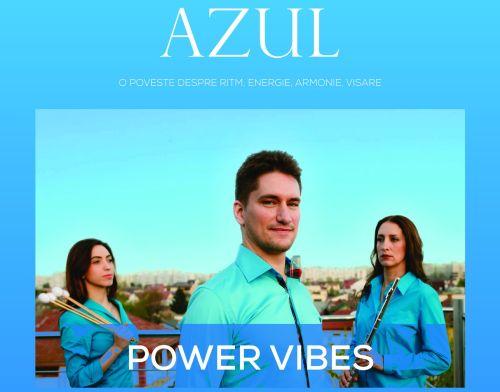 #Concert   Power Vibes – AZUL