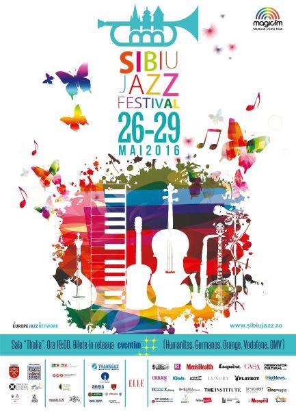 Sibiu Jazz Festival 2016