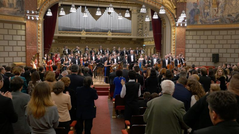 Orchestra Română de Tineret la Ateneul Român Foto_Virgil Oprina