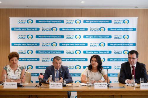 Lanţul de Farmacii DONA îşi accelerează extinderea prin parteneriate cu antreprenori români