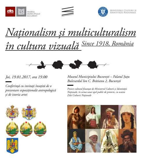 Naționalism și multiculturalism în cultura vizuală - since 1918, România