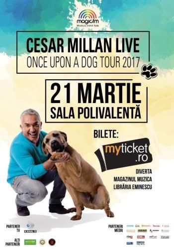 #Spectacol | Cesar Millan LIVE